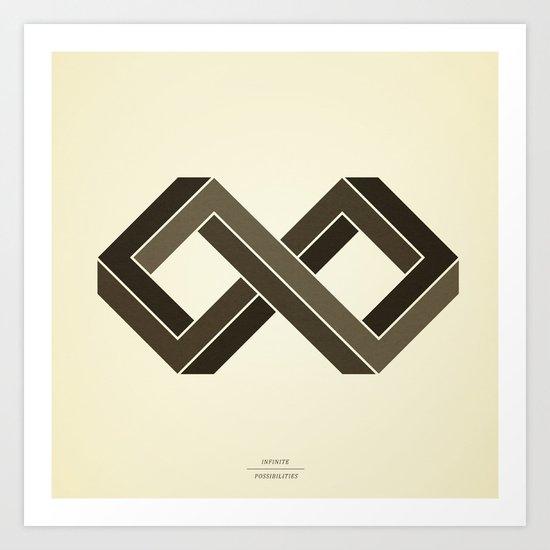 Infinite Possibilities Art Print