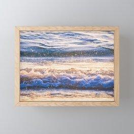 Atlantic Ocean Waves 4184 Framed Mini Art Print