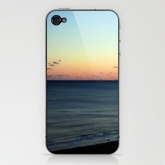 Sunset over the Ocean iPhone & iPod Skin