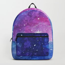 Angelic Domain, Space Nebula Stars Backpack
