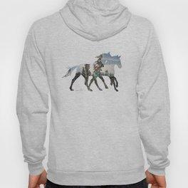 Autumn Horses Hoody