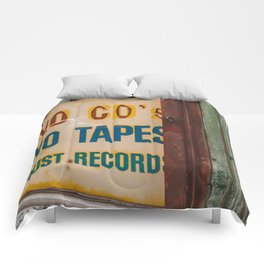 Just Records Comforters