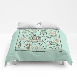 Cosmic Frontier  Comforters