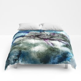 Goliath the Giant in the Sky Comforters