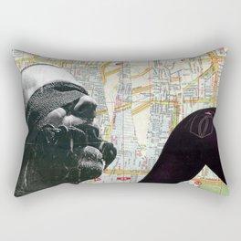 Stalking Rectangular Pillow