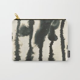 watercolor lines Carry-All Pouch