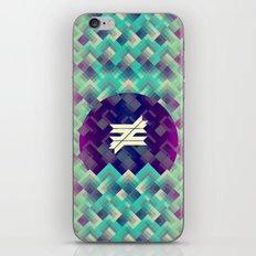 ≠. iPhone & iPod Skin