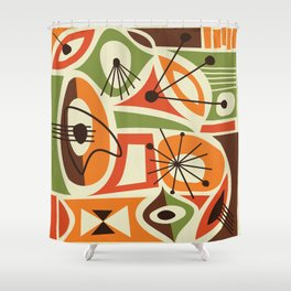 Charco Shower Curtain