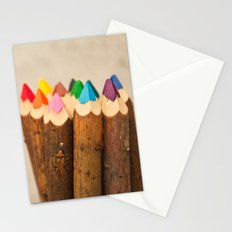 Color Me Free I Stationery Cards