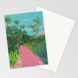Botanic garden Stationery Cards