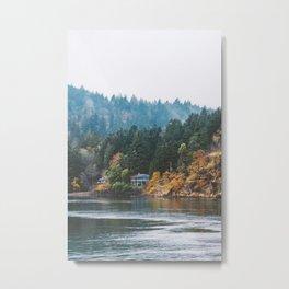 Mayne Island (Vancouver Island) Metal Print