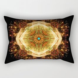 On Point Rectangular Pillow