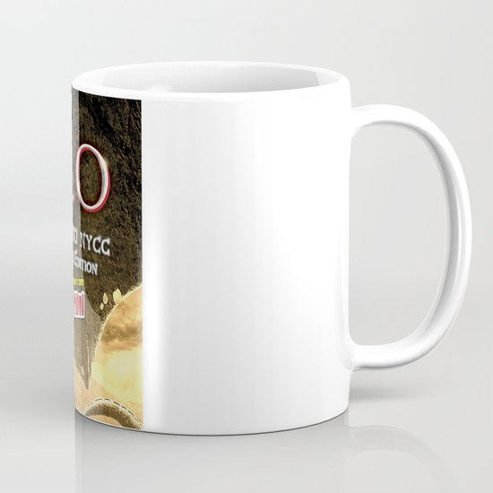 Apollo - Cover Art Mug