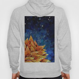 Star Bloom Collage Hoody