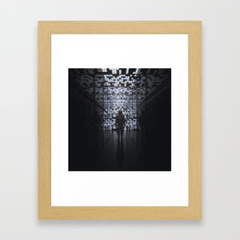INSIDE 2 Framed Art Print