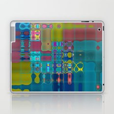 Deco Fractal Laptop & iPad Skin