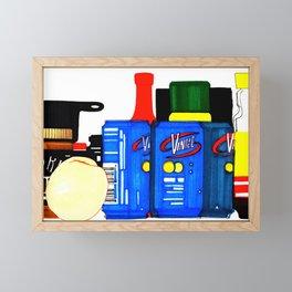 Fizz Framed Mini Art Print