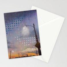 Sixth Street Lights Stationery Cards
