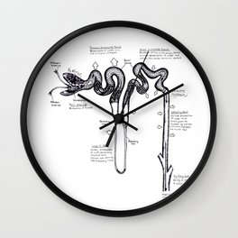 Black and yellow, kill a fellow. Red and black, venom lack. Wall Clock