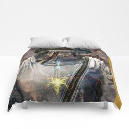 Manic Compression Comforters