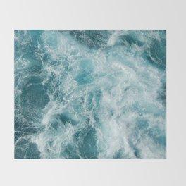 Sea Throw Blanket