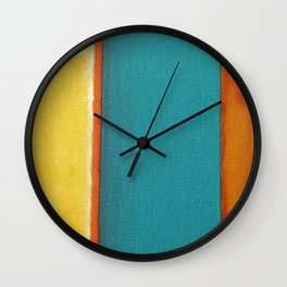 Triple Jump Wall Clock