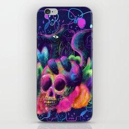 Dia de Muertos iPhone Skin