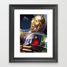 SW#41 Framed Art Print