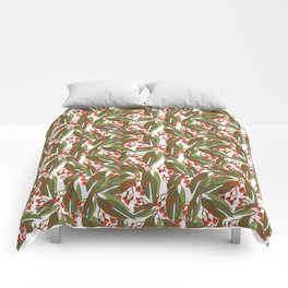Flowering Gum - White Comforters