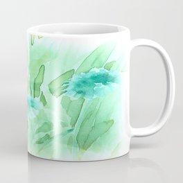 Soft Watercolor Floral Coffee Mug