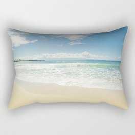 kapalua beach maui hawaii Rectangular Pillow