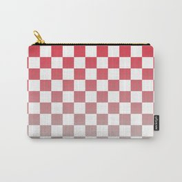 Chessboard Gradient II Carry-All Pouch