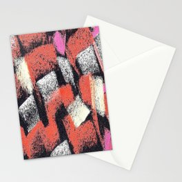 Mosaics multicolor 3 ING Stationery Cards