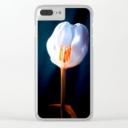 The Inner Light Clear iPhone Case