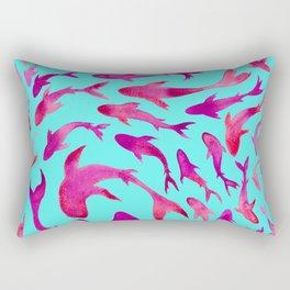 Moving in Unison Rectangular Pillow