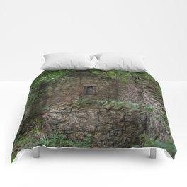 Derelict Cottage Comforters