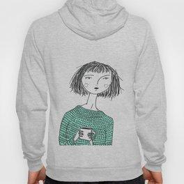 Coffee and Sweaters Hoody