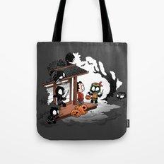 Halloween Decoy Tote Bag