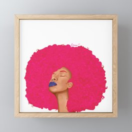 Self Love Framed Mini Art Print