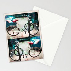 Bicycle Love Stationery Cards