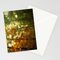 Mysterious Fall Stationery Cards
