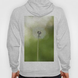 Dandelion in LOVE- Flower Floral Flowers Spring Hoody