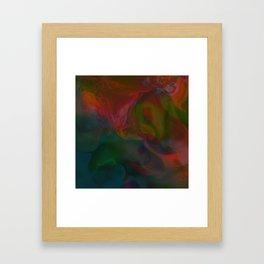 Abstract: lucid dream Framed Art Print
