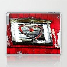 Barn Heart Laptop & iPad Skin