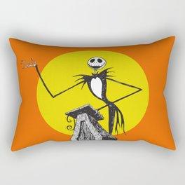 Pumpkin King Rectangular Pillow