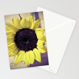 Let the Sun In Stationery Cards