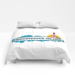 Cherry Grove Beach - South Carolina. Comforters