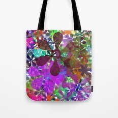 PLAYING WITH COLORS Tote Bag