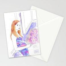 Elle Fanning, Somewhere Stationery Cards