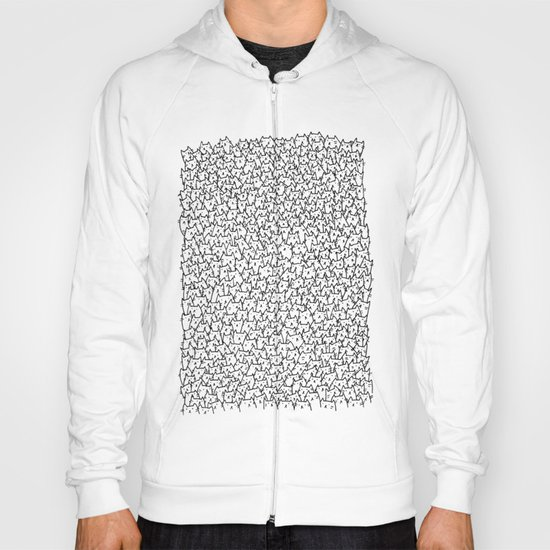 A Lot of Cats Hoody